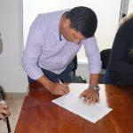 Palabras del Sub Secretario Aguilera en la firma de actas en Carrenleufú