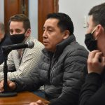 Arcioni firmó convenios con Comunas Rurales para la adquisición de vehículos