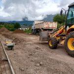 Provincia resaltó la realización de obras en Comunas Rurales