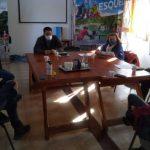Ongarato participó de reunión del Ente Mixto de Turismo