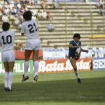 Se cumplen 35 años del mejor partido de Diego Maradona