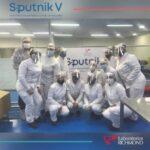 Richmond produjo casi 450 mil dosis de la vacuna Sputnik V en Argentina